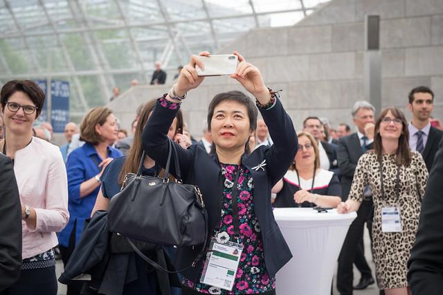 Fang Liu captures the mood