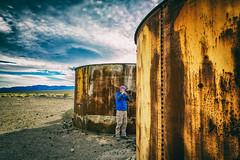 Rusty Tanks (KPortin) Tags: deathvalleynationalpark westsideroad rusting wilbur photographer rustyandcrusty
