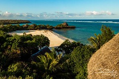 Wake up to this stunning view with a stay on the magical Chale Island. #betempted #stunning #indianocean #whyilovekenya