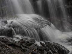 spring over the falls (marianna_a.) Tags: p2190049 rickettsglenn pennsylvania usa mariannaarmata water waterfall longexposure