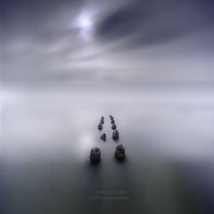 Abstracción (Mariano Belmar Torrecilla) Tags: murcia marmenor minimalism marinas mar seacape longexposure largaexposición