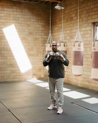 Joe (darylovejr) Tags: kodak portra400 mamiyarz67ii rz67 6x7 film portrait boxer mediumformat