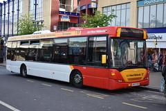 'National Express West Midlands' Scania Omnilink '1790, Danielle' (BV57 XFD) (K.L.Jenkins) Tags: nationalexpress westmidlands scania omnilink 1790 danielle bv57xfd nxwm bullstreet birmingham
