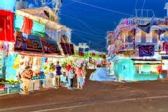 India - West Bengal - Ghum - Streetlife - 11bb (asienman) Tags: india westbengal ghum streetlife asienmanpotography asienmanphotoart asienmanpaintography