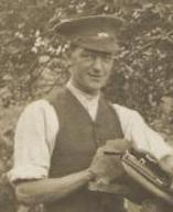 Private George Parkin (Humber Museums Partnership) Tags: ww1 east riding yeomanry yorkshire world war one military army soldier portrait history