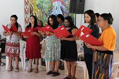 Coral Igreja Indigena Pataxó
