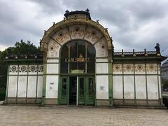 Karlsplatz (brimidooley) Tags: vienna vienne wien europe europa city citybreak travel tourism austria oostenrijk österreich østrig viena autriche eu viedeň