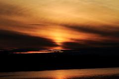 Lake Vatia_2018_04_23_0014 (FarmerJohnn) Tags: sunset auringonlasku punainen taivas red sky evening iltataivas taivaanranta pilvet clouds colors colorful värikäs kevät spring huhtikuu april suomi finland laukaa vatia vatianjärvi canon7d canonef70200l40isusm canon 7d juhanianttonen