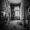abandoned (mschroeder_36x24) Tags: beelitz beelitzheilstätten sw bw blackandwhite schwarzundweis urbex