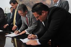 Assinatura de protocolo de intenções com a criação da Redin (ufpr) Tags: ufpr redin pesquisa ciência tecnologia cultura inovação protocolo
