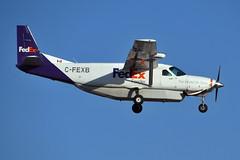 C-FEXB Cessna 208B Super Cargomaster at CYYZ (yyzgvi) Tags: cfexb cessna 208b super cargomaster morningstar air express fedex cyyz yyz toronto pearson