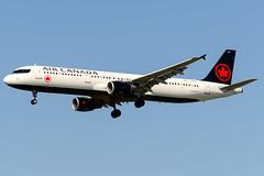 CYVR - Air Canada A321-200 C-GJVX (CKwok Photography) Tags: yvr cyvr aircanada a321 cgjvx