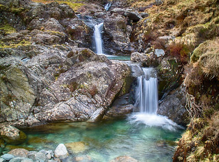 Waterfalls on Warnscale Beck