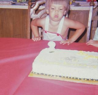 Bryce's Third Birthday