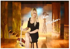 Album cover Alice Madison spring 2018 (Alice Madison) Tags: alicemadison countrygirl californiagirls countrysinger countrymusic alicemadisonyoutube stage singer music lights countryguitar countryvideomusic forevercountry femalesinger girlswithguitars onstage countrypreformance photoshoot