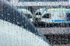 Rainonymity 3 (pni) Tags: window through train rain water platform central railway station stg goingbytrain helsinki helsingfors finland suomi pekkanikrus skrubu pni