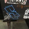Cool Bart S (RobotSkirts) Tags: beyondthestreets graffiti streetart art losangeles bart bartsimpson cools s