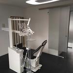 Transformation cabinet dentaire Wanze Archi. bureau Contraste