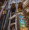 Sagrada Familia (gigiush (Emmanuel)) Tags: p barcelona spain sagradafamilia transatlanticcruise reflection apr2018 antonigaudí cathedral