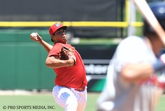 Jakob Hernandez (Buck Davidson) Tags: jakob jacob hernandez buck davidson 2018 clearwater threshers florida state league minor baseball milb mlb prospect philadelphiaphillies sports nikon d500 nikkor 300mm f28 afs