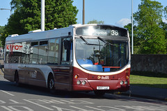 149 (Callum's Buses and Stuff) Tags: lothianbuses lothian buses bus b7rle edinburghbus edinburgh eclips volvo sk07cfo