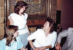 1985-04 Judys Wedding 013 (tineb13) Tags: 1985 evans evelyn judy karen kelly markel starr wedding