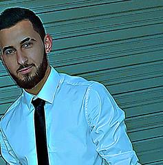 Sexy Assyrian Man (Parkhanita) Tags: assyrianmen hot sexy stud guy handsome middleeastern beard hunk teen male young syrian lebanese suitandtie fashion gorgeous daddy muscle turkish kurdish arab men