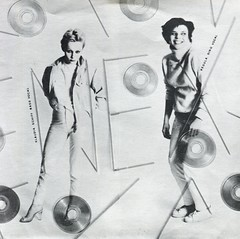 Kleenex - Ain't You / Heidi's Head (1978) (stillunusual) Tags: kleenex aintyou heidishead klaudiaschiff regulasing single vinyl sleeve artwork picturesleeve roughtrade 1970s 1978
