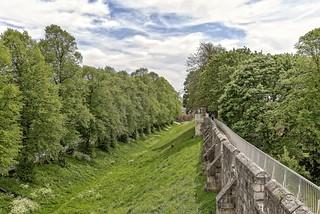 York: Historic City Walls