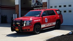 Battalion 131 (Central Ohio Emergency Response) Tags: mifflin township gahanna ohio fire division department chevy tahoe battalion chief suv