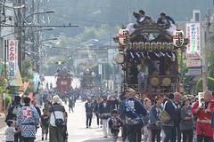 Matsuri Float (Parade of Festival Car) (seiji2012) Tags: 青梅市 住吉神社 青梅例大祭 祭 行列 伝統 ome tradition japan
