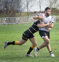"""Toronto Wolfpack vs Swinton Lions • <a style=""""font-size:0.8em;"""" href=""""http://www.flickr.com/photos/10545530@N06/40111694950/"""" target=""""_blank"""">View on Flickr</a>"""