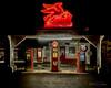 (www.kjc.photos) Tags: 50s diner ellensburg gas redhorse signs station old