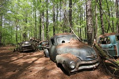 IMG_5779 (mookie427) Tags: urbex urban explore exploration explorers exploring ue derelict abandoned decay decayed ruin ruined car graveyard scrapyard old junkyard rusty rusted classic cars city georgia usa