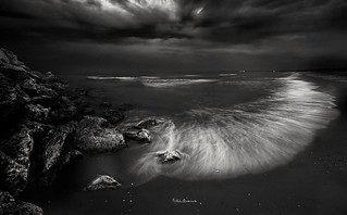 La carezza del mare