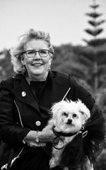 Sasha's  last mission-3 (MyEyeSoul) Tags: anne sasha dog pet animal bw monochrome portrait blackandwhite park