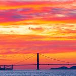 San Francisco Sunset Colors thumbnail