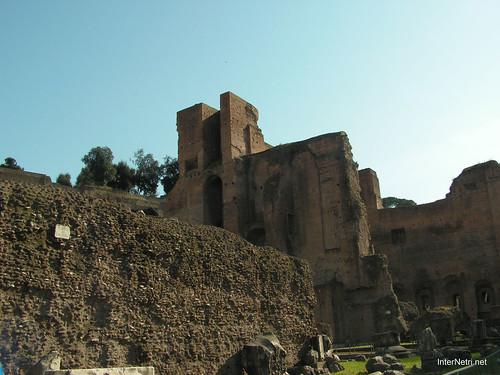 Римський форум, Рим, Італія InterNetri Italy 504