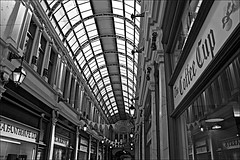 Hepworth's Arcade Monochrome (brianarchie65) Tags: hepworthsarcade kingstonuponhull cityofculture canoneos600d monochrome blackandwhite blackandwhitephotos blackandwhitephoto blackwhite123 blackandwhitephotography unlimitedphotos flickrunofficial flickruk flickr flickrcentral geotagged brianarchie65 reflections