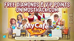 My Cafe: Recipes & Stories Hack Updates May 20, 2018 at 03:38PM (MostHack.com) Tags: my cafe