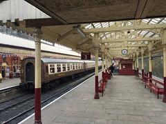 Bury (Bolton Street) station (diamond geezer) Tags: bury burymanchester
