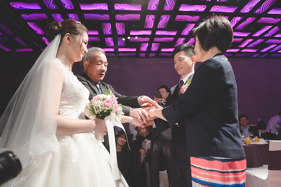 台南婚攝-晶英酒店仁德廳-067