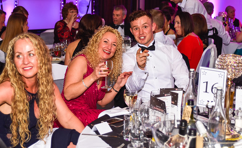 Wiltshire Business Awards 2018 GENERAL EVENT ATMOSPHERE - GP1285-7