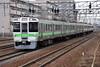 JR Hokkaido 721-4000 (F-4203), Shiroishi (Howard_Pulling) Tags: hokkaido rail japan railway zug bahn train trains trainsinjapan japanese howardpulling photo picture gare