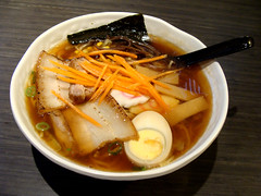 Shoyu Ramen (knightbefore_99) Tags: japan japanese oyama vancouver asian food lunch work tasty kingsway delicious ramen noodles shoyu pork great soup egg