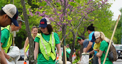 2018.05.06 Vermont Avenue, NW Garden - Work Party, Washington, DC USA 01748