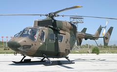 BK117 | 385 | PLZ | 20031112 (Wally.H) Tags: mbb kawasaki bk117 385 saaf southafricanairforce plz fape portelizabeth airport