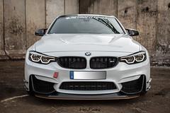 BMW M3 GTS (StoneAgeKid) Tags: bmw m3 falk gts weis würzburg