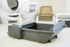 Best automatic litter box SmartScoop from Pet Zone on carpet with open air traditional design (yourbestdigs) Tags: litter box boxes best cat clean dirt pet pan mat liners furniture deodorizer automatic selfcleaning bunny cabinet corner table enclosurefurniture kittens dogs guineapig system odor control smell rug scoop open felines feline pets cleaning mechanism cleaner house poop feces poo rake tray