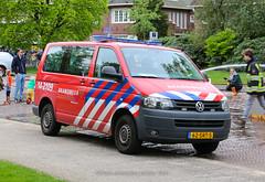 Dutch fire-department Volkswagen Transporter 5 (Dutch emergency photos) Tags: brand brandweer weer 112 999 911 fire truck van vw volkswagen transporter 5 t5 t hilversum 14 regio region department brigade 62srt5 142109